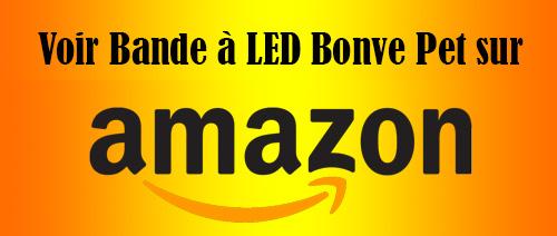 Ruban LED multicolore au meilleur rapport qualité/prix