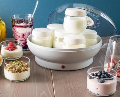 homemade yaourt