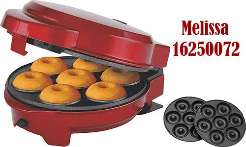 Machine à donut professionnelle et 3 en 1 Melissa