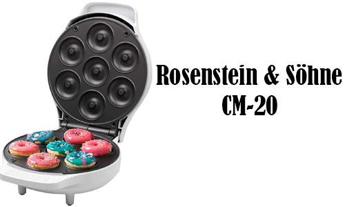Donuts Factory Rosenstein & Söhne
