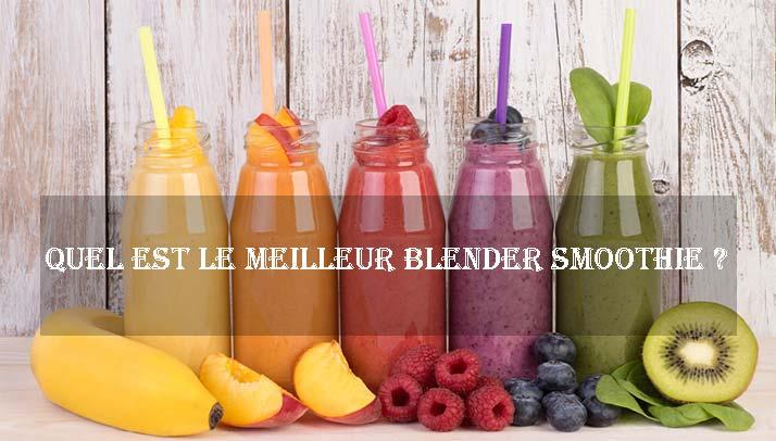 meilleur blender smoothie professionnel